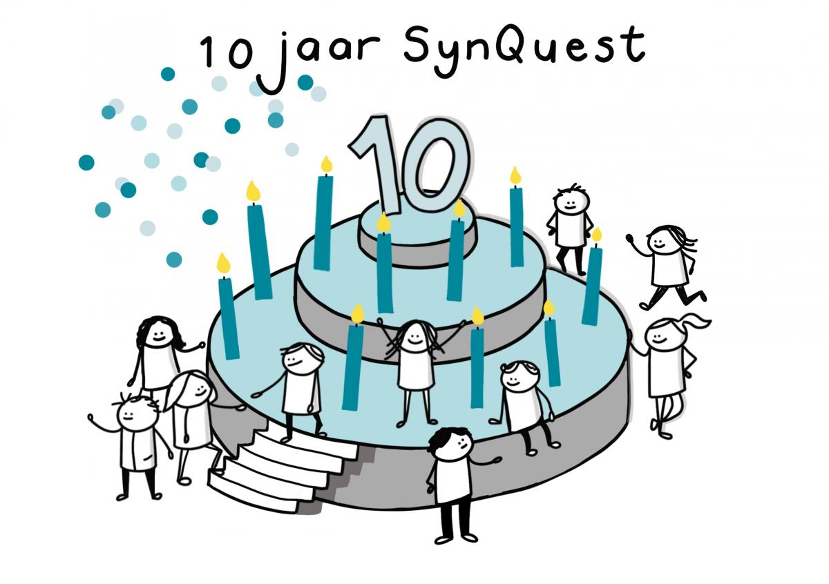 10 jaar SynQuest